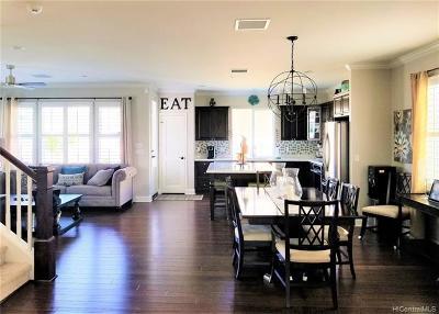 Single Family Home For Sale: 91-1076 Kaiapele Street