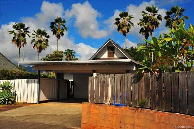 Mililani Single Family Home For Sale: 95-310 Alo Place