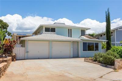 Waianae Single Family Home For Sale: 86-910 Pukui Place
