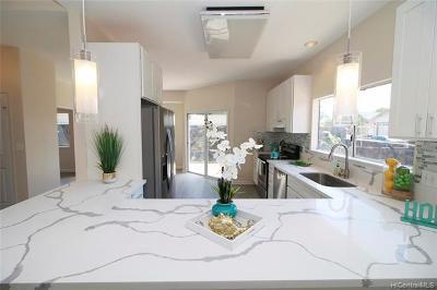 Mililani Single Family Home For Sale: 95-1024 Kailewa Street