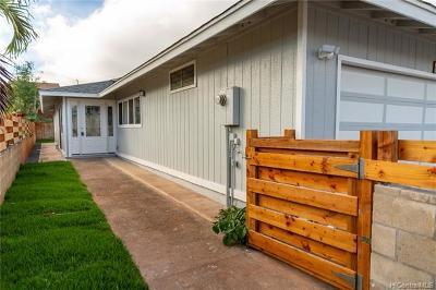 Single Family Home For Sale: 94-730 Kaaka Street