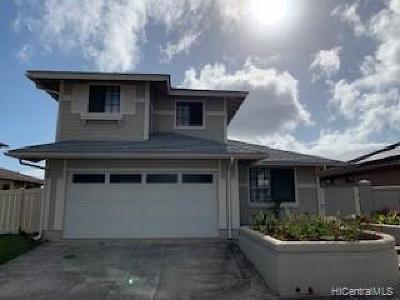 Mililani Single Family Home For Sale: 95-217 Ahunalii Place