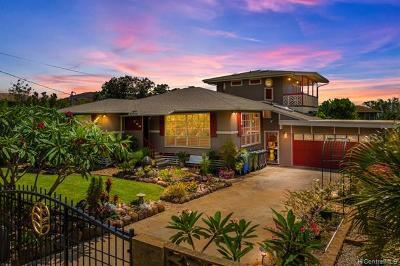 Waianae Single Family Home For Sale: 85-775 Piliuka Place