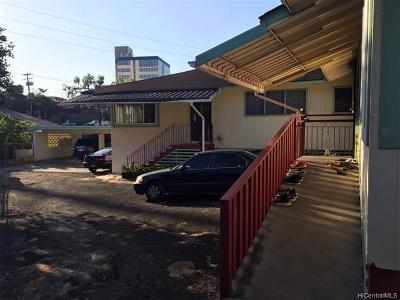 Aiea Single Family Home For Sale: 99-161 Pamoho Place