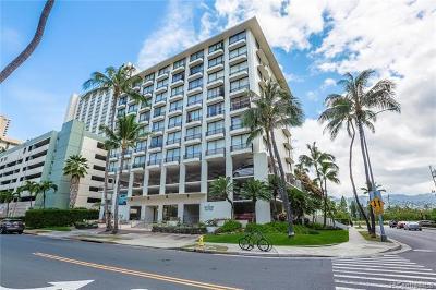 Condo/Townhouse For Sale: 440 Seaside Avenue #607