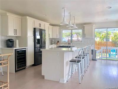 Single Family Home For Sale: 603 Halela Street