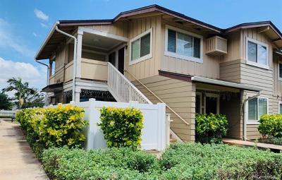 Kapolei Condo/Townhouse For Sale: 91-1021 Kamaaha Avenue #902