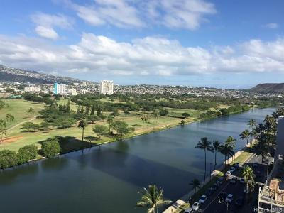 Rental For Rent: 2233 Ala Wai Boulevard #15A