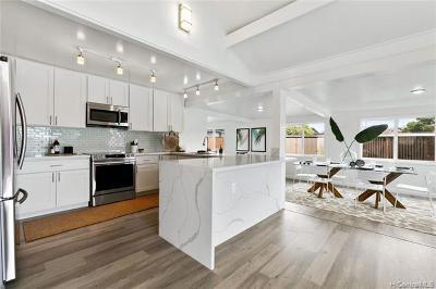 Mililani Single Family Home For Sale: 95-307 Auhaele Place