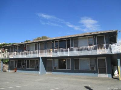 Honolulu County Rental For Rent: 2904 Varsity Circle #8