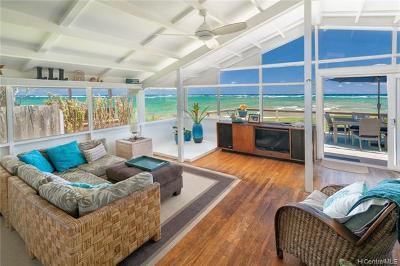Waialua Single Family Home For Sale: 68-001 Laau Paina Place