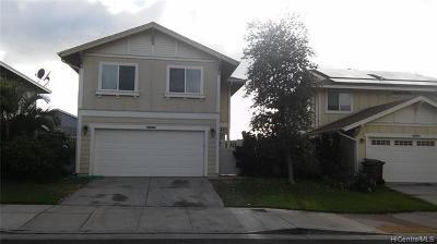 Waianae Single Family Home For Sale: 87-1795 Mokila Street