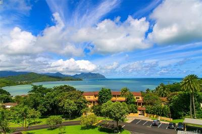 Kaneohe Condo/Townhouse For Sale: 46-159 Meheanu Loop #3258