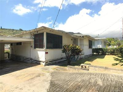 Single Family Home In Escrow Showing: 1914 9th Avenue