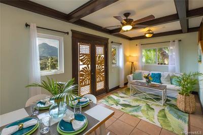 Kaneohe Single Family Home For Sale: 45-567 Keaahala Road #E