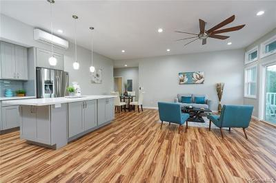 Single Family Home In Escrow Showing: 3212 Ahinahina Place