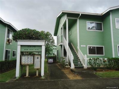 Mililani Condo/Townhouse For Sale: 94-444 Keaoopua Street #33A