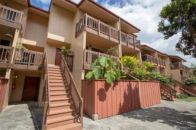 Kaneohe Condo/Townhouse For Sale: 46-078 Emepela Place #B205