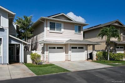 Ewa Beach Single Family Home For Sale: 91-1200 Keaunui Drive #502