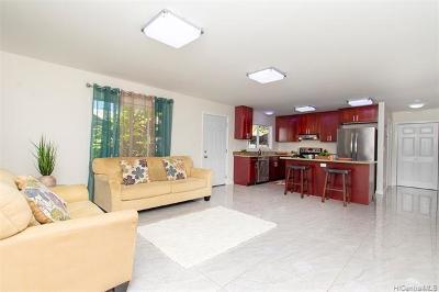 Wahiawa Single Family Home For Sale: 44 Walker Avenue