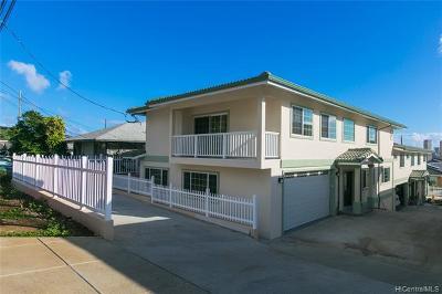 Single Family Home For Sale: 2235 Sea View Avenue #B
