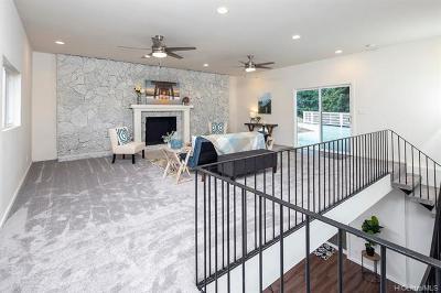 Wahiawa Single Family Home For Sale: 2596 Nonohe Street