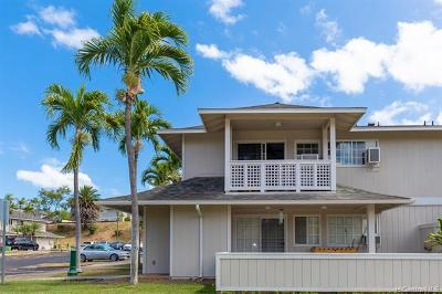 Ewa Beach Condo/Townhouse For Sale: 91-1040h Makaaloa Street #10H