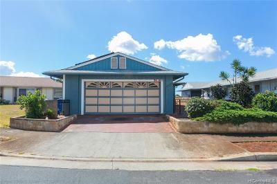 Single Family Home For Sale: 94-404 Kuahui Street