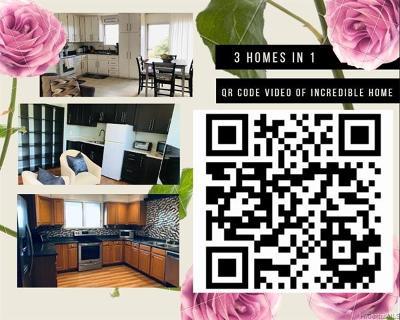 Aiea Single Family Home For Sale: 99-067 Nalopaka Place