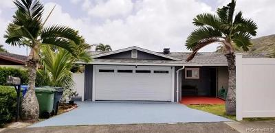 Honolulu Single Family Home For Sale: 6621 Kalopa Street
