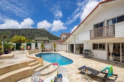 Honolulu Single Family Home For Sale: 7069 Niumalu Loop