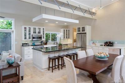 Single Family Home For Sale: 76 Lunalilo Home Road