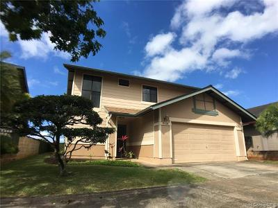 Mililani Single Family Home For Sale: 95-1013 Aahu Street #4