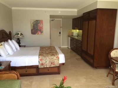 Condo/Townhouse For Sale: 2045 Kalakaua Avenue #110
