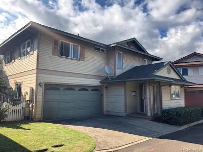 kapolei Single Family Home For Sale: 92-831 Makakilo Drive #10