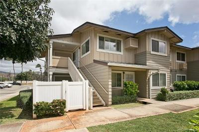 Kapolei Condo/Townhouse For Sale: 91-1009 Kamaaha Avenue #504