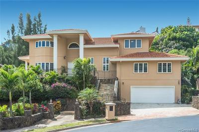 Hawaii County, Honolulu County Rental For Rent: 5608 Poola Street
