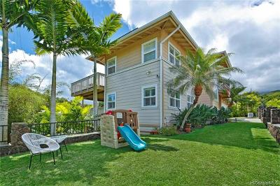 Kailua Single Family Home For Sale: 1797 Kanapuu Drive