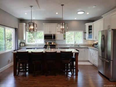 Single Family Home For Sale: 510 Kuliouou Road #E