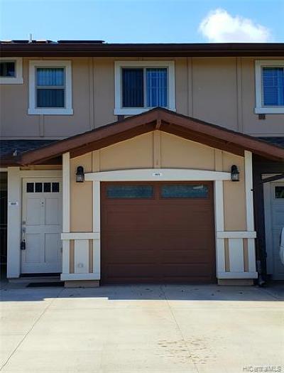 Kapolei Condo/Townhouse For Sale: 91-1181 Kamaaha Avenue #803