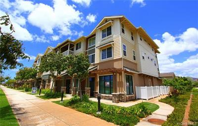 Kapolei Condo/Townhouse For Sale: 1020 Kakala Street #913