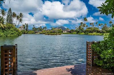 Honolulu Single Family Home For Sale: 5949 Kalanianaole Highway #A
