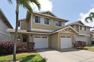 Ewa Beach Single Family Home For Sale: 91-355 Makalea Street