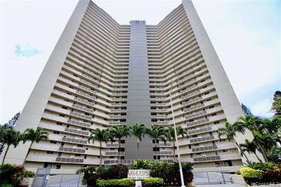 Aiea Condo/Townhouse For Sale: 98-099 Uao Place #2702