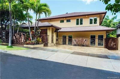 Single Family Home For Sale: 3007 Hibiscus Drive