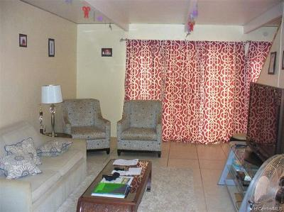 Waianae Condo/Townhouse For Sale: 87-161 Helelua Street #3
