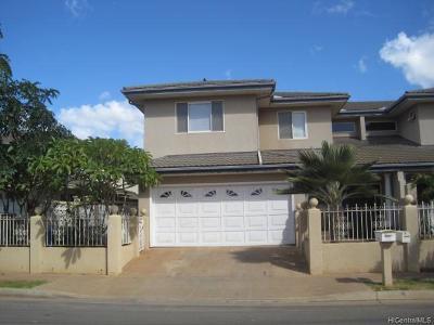 Honolulu County Rental For Rent: 87-140 Maipalaoa Road