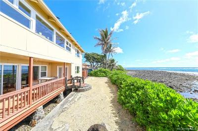 Hauula Single Family Home For Sale: 54-237 Kamehameha Highway