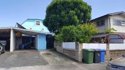 Waimanalo Single Family Home For Sale: 41-540 Inoaole Street
