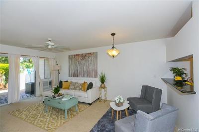 Condo/Townhouse For Sale: 94-646 Lumiaina Street #AA101